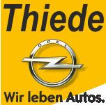 Opel Thiede bei Ebay.