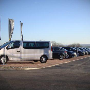 Opel Nutzfahrzeuge Vivaro Movano Autohaus Thiede