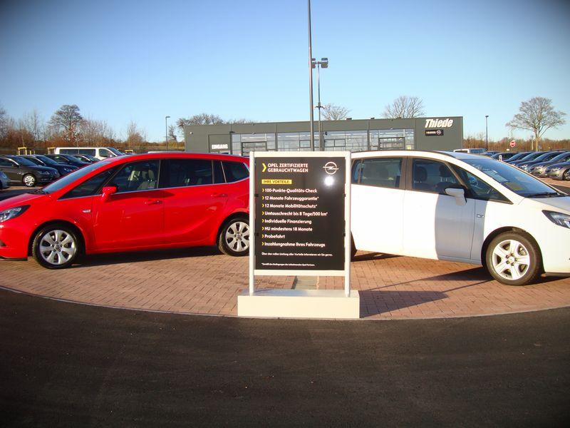 Opel zertifizierte Gebrauchtwagen Am Galgenberg Schoeningen
