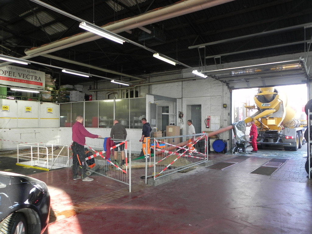Wir bauen unsere Opel Fachwerkstatt in Schöningen für Sie um!