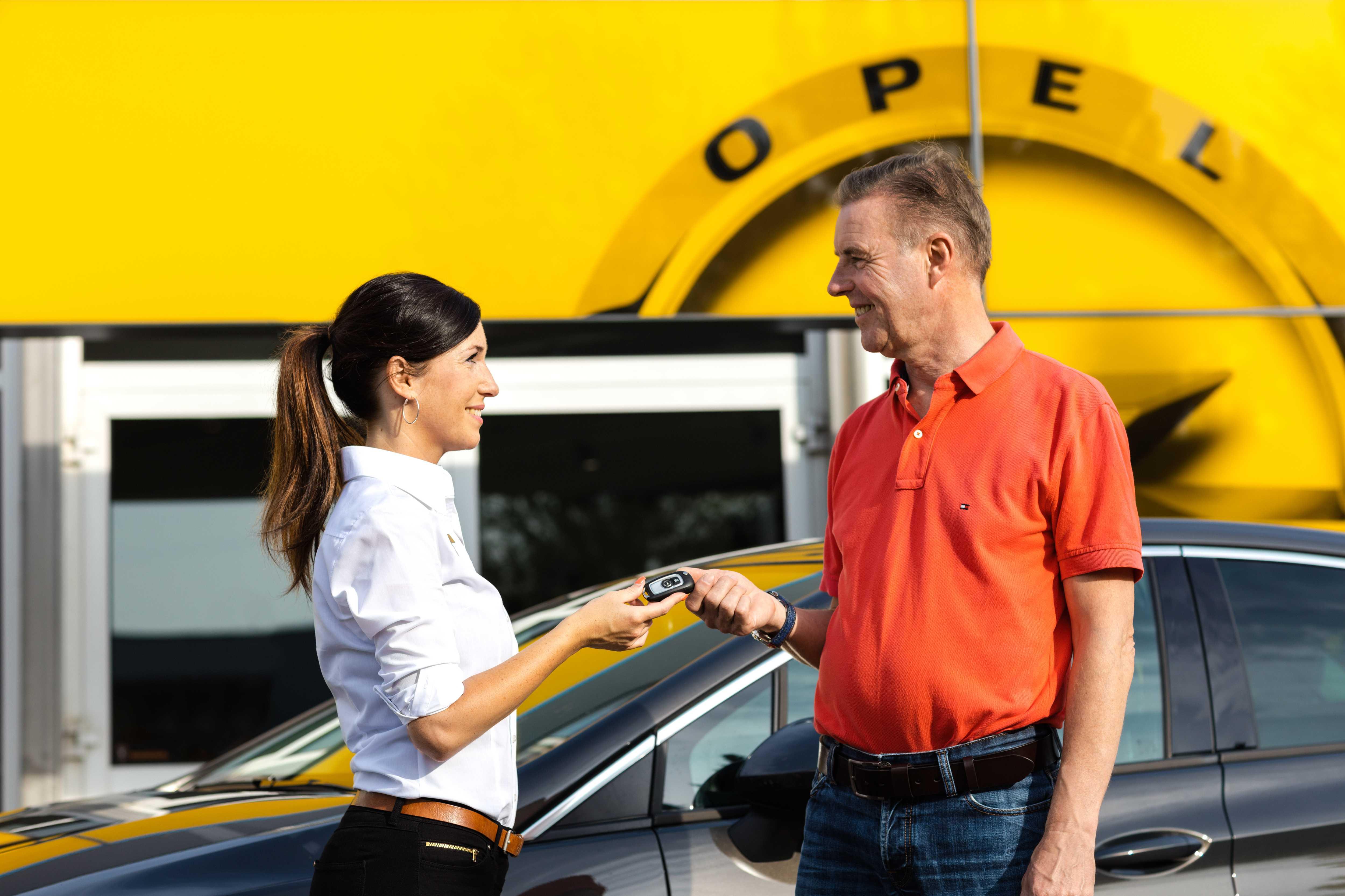 Opel Service im Autohaus Thiede in Schöningen - Neu- und Gebrauchtwagen