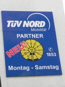 Das Autohaus Thiede ist TÜV Nord Exklusiv Partner.