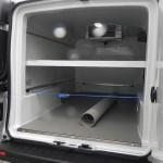 Kühlfahrzeug OPEL Vivaro Autohaus Thiede