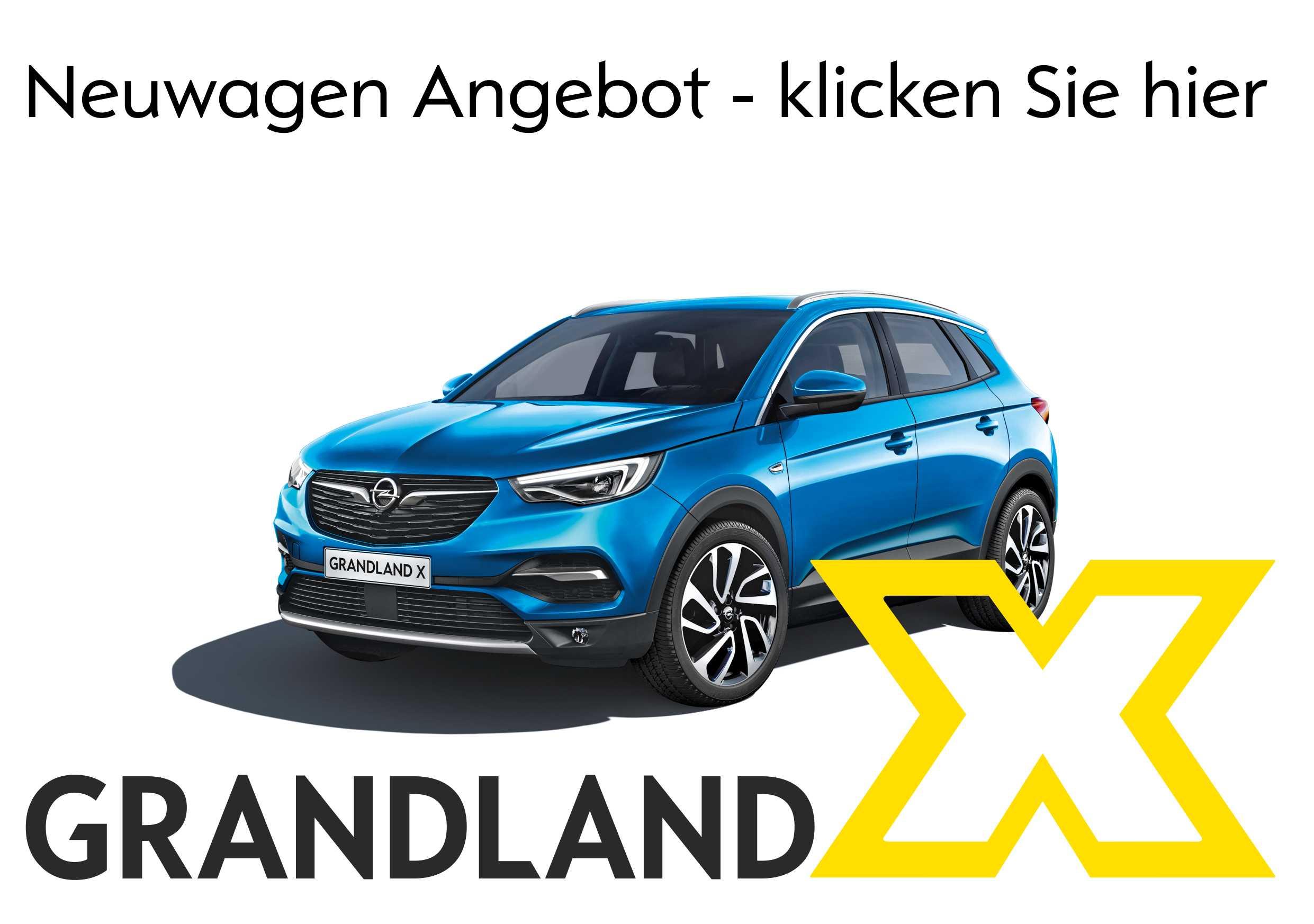 Opel Grandland Neuwagen - jetzt bestellen im Autohaus Thiede in Schöningen 05352/1853