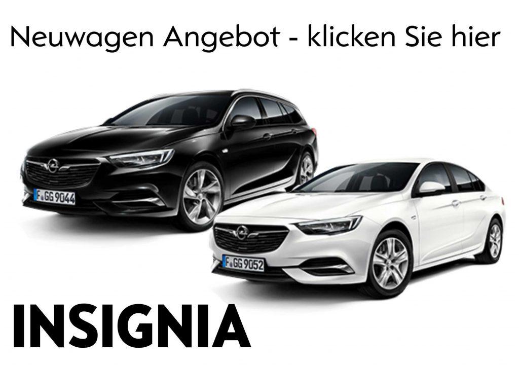 Opel Insignia Grand Sport und Insignia Sports Tourer Neuwagen - jetzt bestellen im Autohaus Thiede in Schöningen 05352/1853