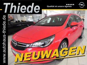 Opel Astra Neuwagen