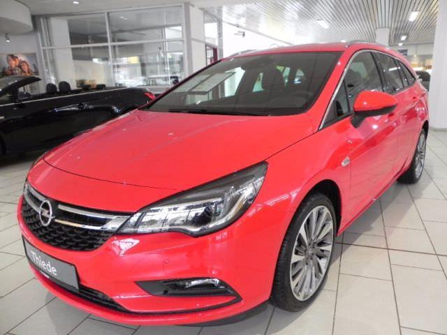 Opel Astra ST Neuwagen mit Leasingrate