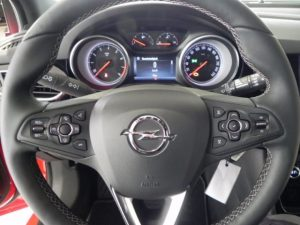 Opel Astra Lenkrad