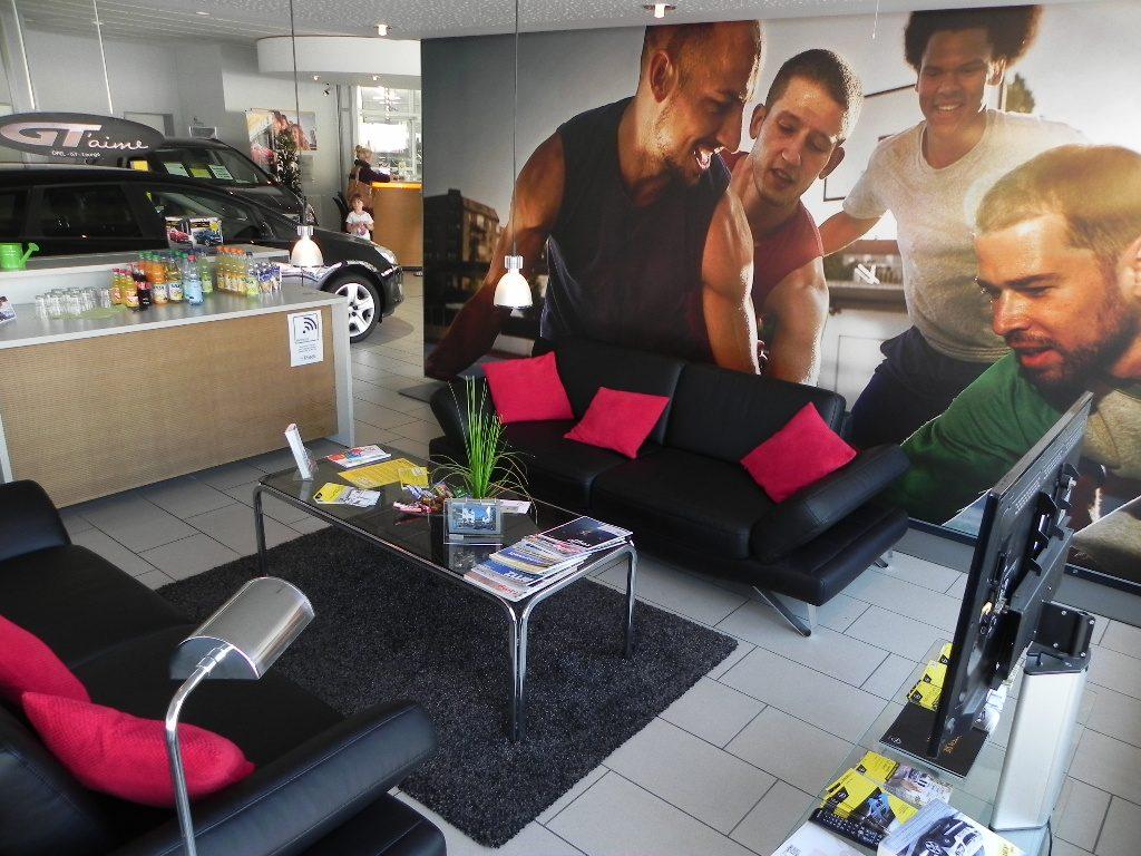 OPEL Autohaus Thiede Neuwagen- Gebrauchtwagen GT Lounge
