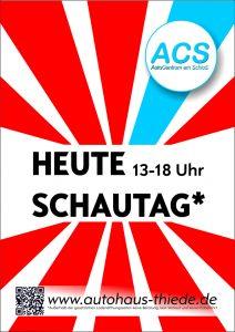 Schausonntag im AutoCentrum am Schloß in Schöninge/ Autohaus Thiede GmbH