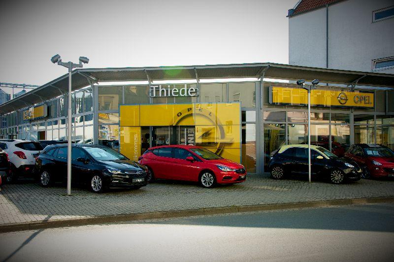 Opel Thiede Schöningen
