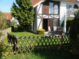 Ferienwohnungen auf Rügen in Gustow bei Thiede