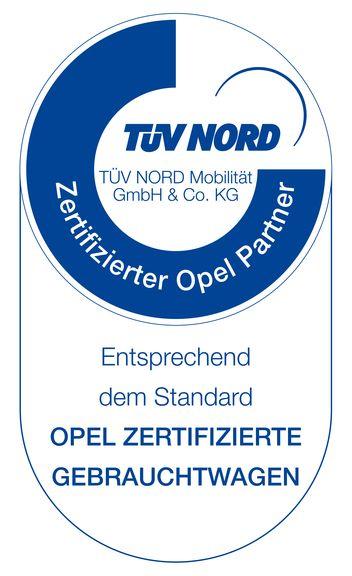 TUEV NORD zertifiziert Autohaus Thiede Anfang Mai 2017