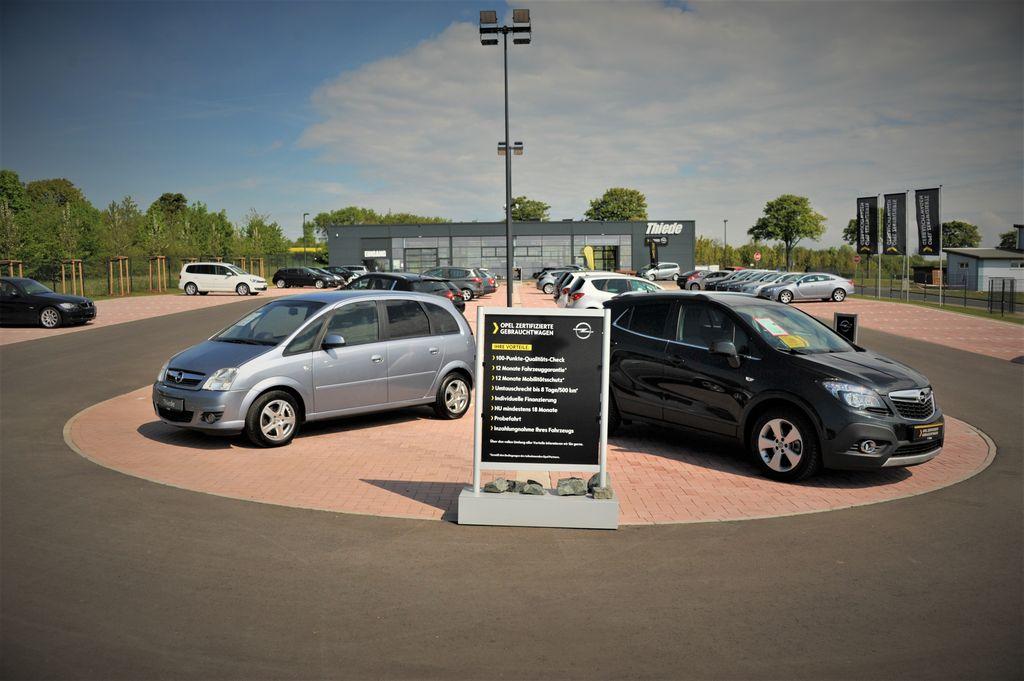 Opel Thiede GmbH Gebrauchtwagenvertriebszentrum in Schöningen OZG