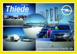 Opel zertifizierte Gebrauchtwagen Autohaus Thiede Neu- und Gebrauchtwagen 05352/1853