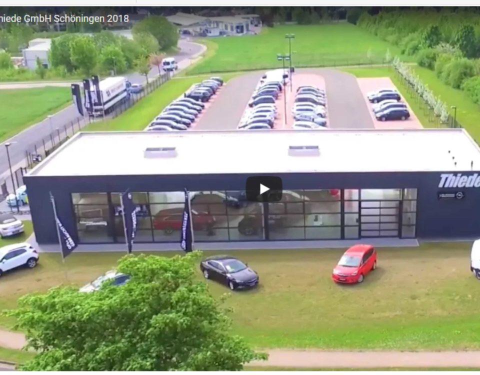 Video Autohaus Opel Thiede in Schöningen