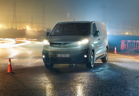 Opel Nutzfahrzeuge bei Autohaus Thiede