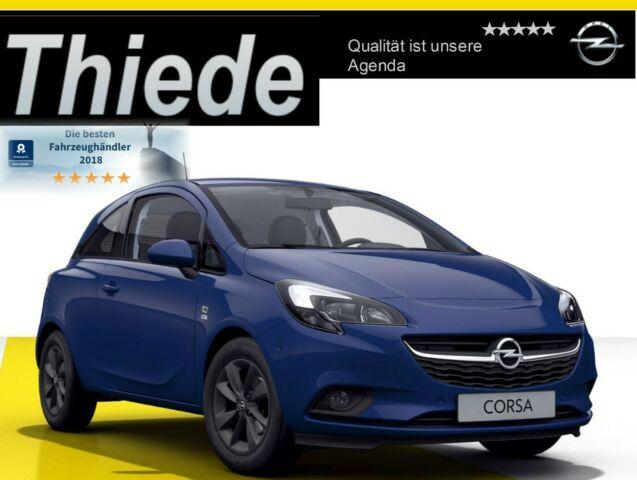 Opel Corsa Neuwagen 120 JAHRE