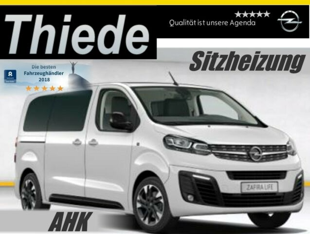 Opel Zafira Life 2019 bei Autohaus Thiede