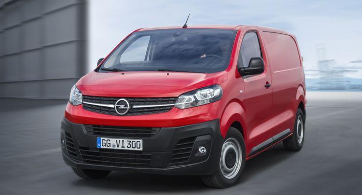 Der neue Opel Vivaro Cargo 2019