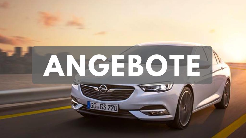 Autohaus Thiede bietet günstige Opel Angebote