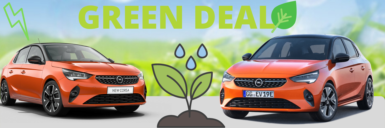 Opel Corsa-e Angebote bei Opel Autohaus Thiede.