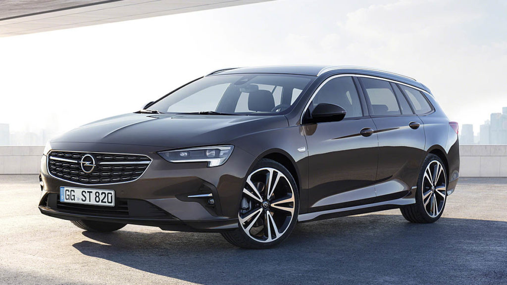 Der neue Opel Insignia 2020 bei Autohaus Thiede GmbH kaufen. Insignia GSI 2020 mit 230ps. Insignia mit Zylinderabschaltung. Opel Insignia Sportstourer bei Autohaus Thiede.