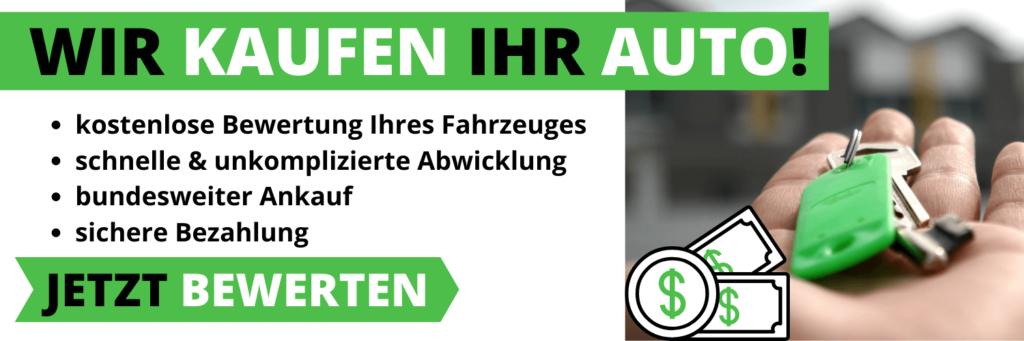 Auto verkaufen. Jetzt Auto online bewerten bei Autohaus Thiede.